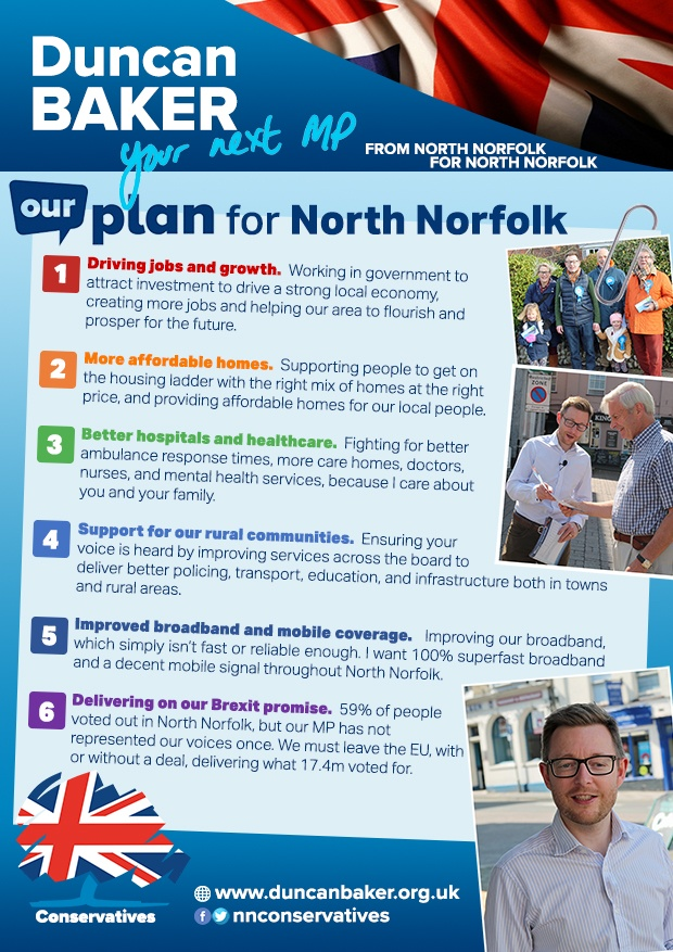 Our Plan for North Norfolk