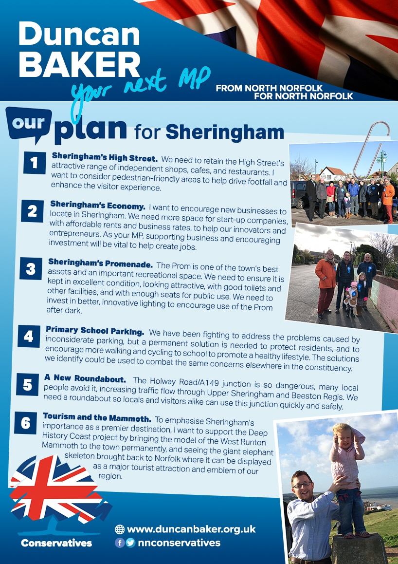 Our Plan for Sheringham