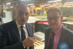 Embedded thumbnail for Sajid Javid on North Norfolk Campaign Trail
